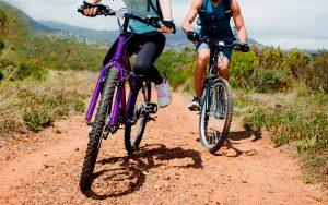 Ciclismo btt intro